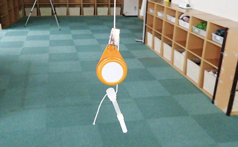 シックハウス調査(ホルムアルデヒド・VOC空気濃度測定)