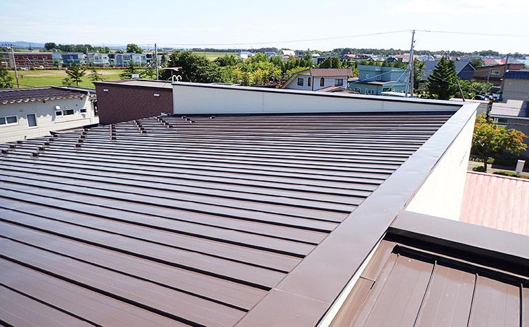 外装(屋根・外壁)施工検査